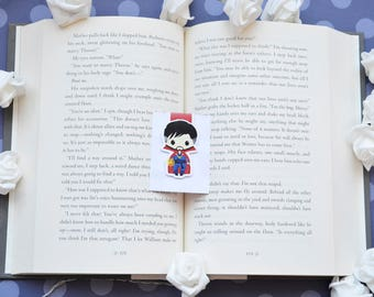 Strange Doctor magnetic bookmark