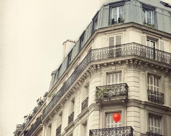 Fine art photography - Paris - The Red Balloon