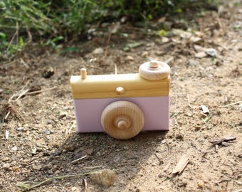 Wooden Camera- Purple
