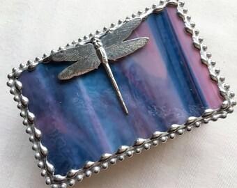 Dragonfly box Etsy