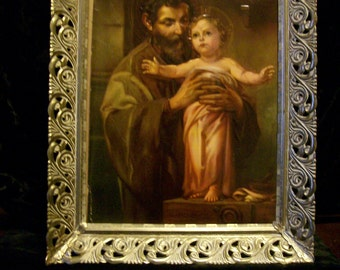 Ormolu Gold White Washed Picture Frame