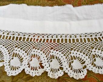 Victorian Crocheted Trim