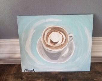 Coffee Break, Hot Latte
