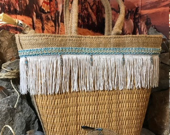 """BEACH bag beach bag """"Tunkasila"""""""