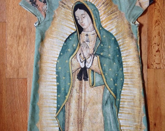 Virgen De La Guadalupe Dress