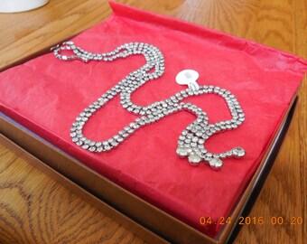 Jewelry Making RHINESTONE CELEBRITY NECKLACE