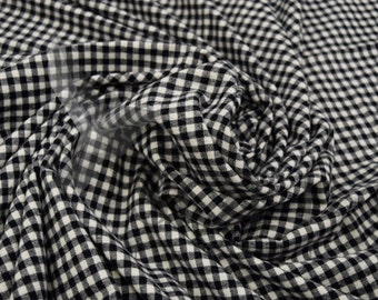 Cotton Flannel Plaid 26 Tartan Fabric by the Yard