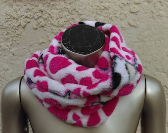 Child blanket Snood winter twice