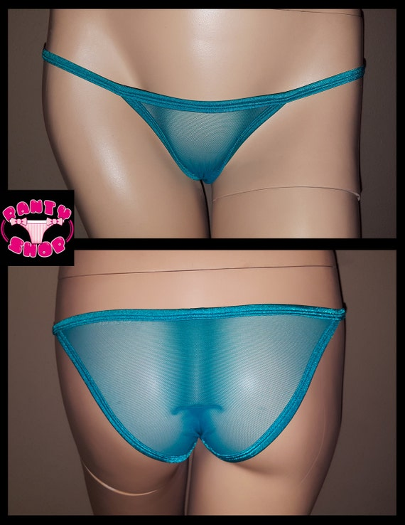 Sheer Panties Choose Color See Through Panty Sexy Panties