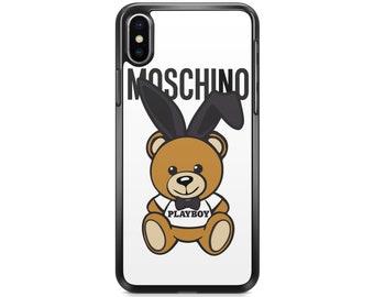 Moschnio phone case, iPhone 6, iphone 7, iPhone X, iPhone 5, designer inspired phone case