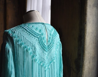 Robin Beaded Blouse