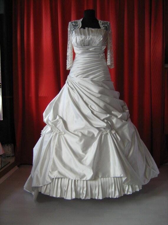 Hochzeit Kleid Brautkleid Braut Kleid Brautkleid Plissee Kleid