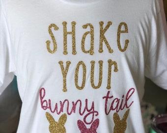 Shake Your Bunny Tail Tee