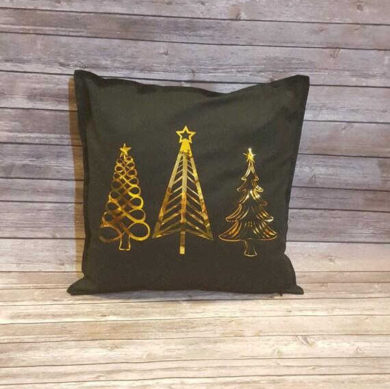 Christmas Tree Decorative Pillow