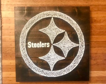Steelers Wall Art Etsy