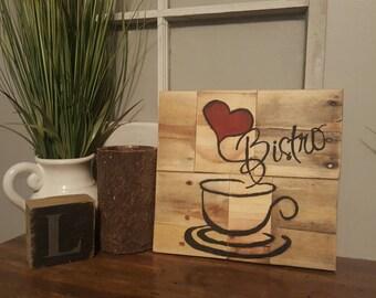 Bistro café 12 x 11