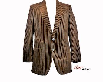 Vintage 1960/1970 made in France, Velvet jacket