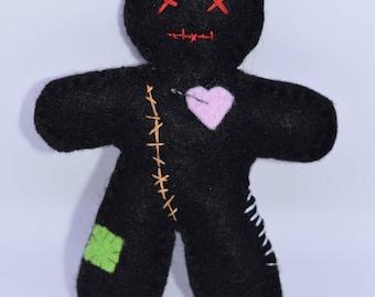 Voodoo Doll Catnip Toy