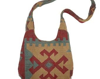 Navajo Blanket Bag