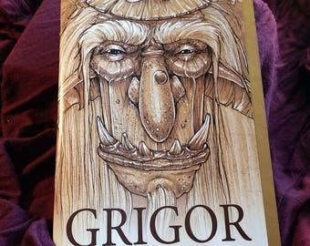 Grigor - Children's Book