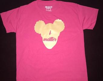 I Matter Youth T-shirt
