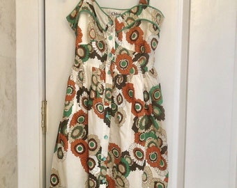 Chloe sundress dress size 2