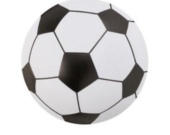 Soccer Pop Top Cake Topper - 1 Piece