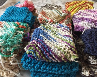 Set of 5 Dishcloths (Made to Order)