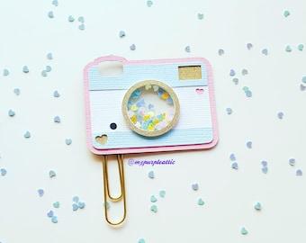 Camera Shaker Clip