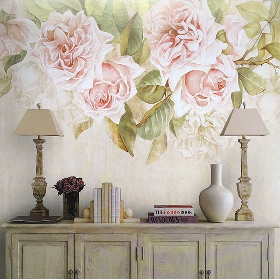 Flower Wall Murals