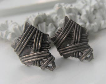 Silver Earring Post Sterling Silver Earring Pair Item No. 7030