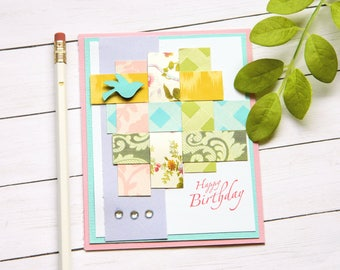 Women Birthday Cards - Bday Cards For Her - Happy Birthday Her - Mom Bday Cards - Girlfriend Birthday - Card For Wife - For Grandma Card