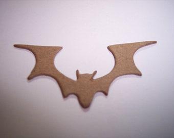 Bat and Skull Die Cuts Set of 12