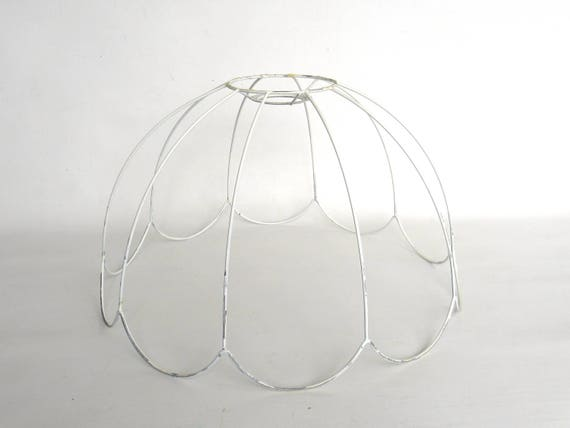 Lampshade frame wire frame authentic vintage lampshade wire frame lampshade frame wire frame authentic vintage lampshade wire frame lampshade frame pendant 6a8gfak31 from theantiqueapplique on etsy studio greentooth Choice Image