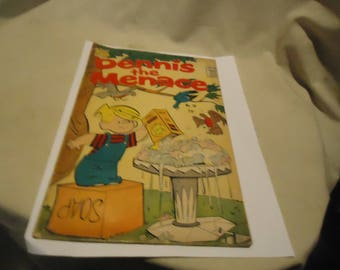 Vintage 1965 Dennis The Menace #79 Fawcett Comic Book, collectable