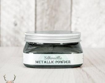 Vintage Storehouse Metallic Powder {Silhouette}