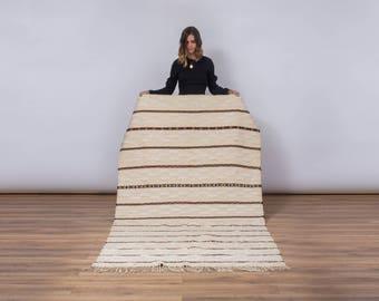 DEENA Moroccan Wedding Blanket (Handira)