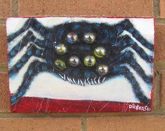 Marble Eyed Spider
