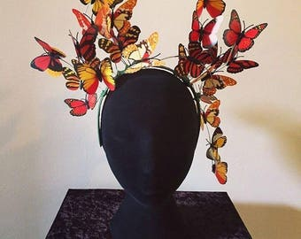 Butterfly Headpiece