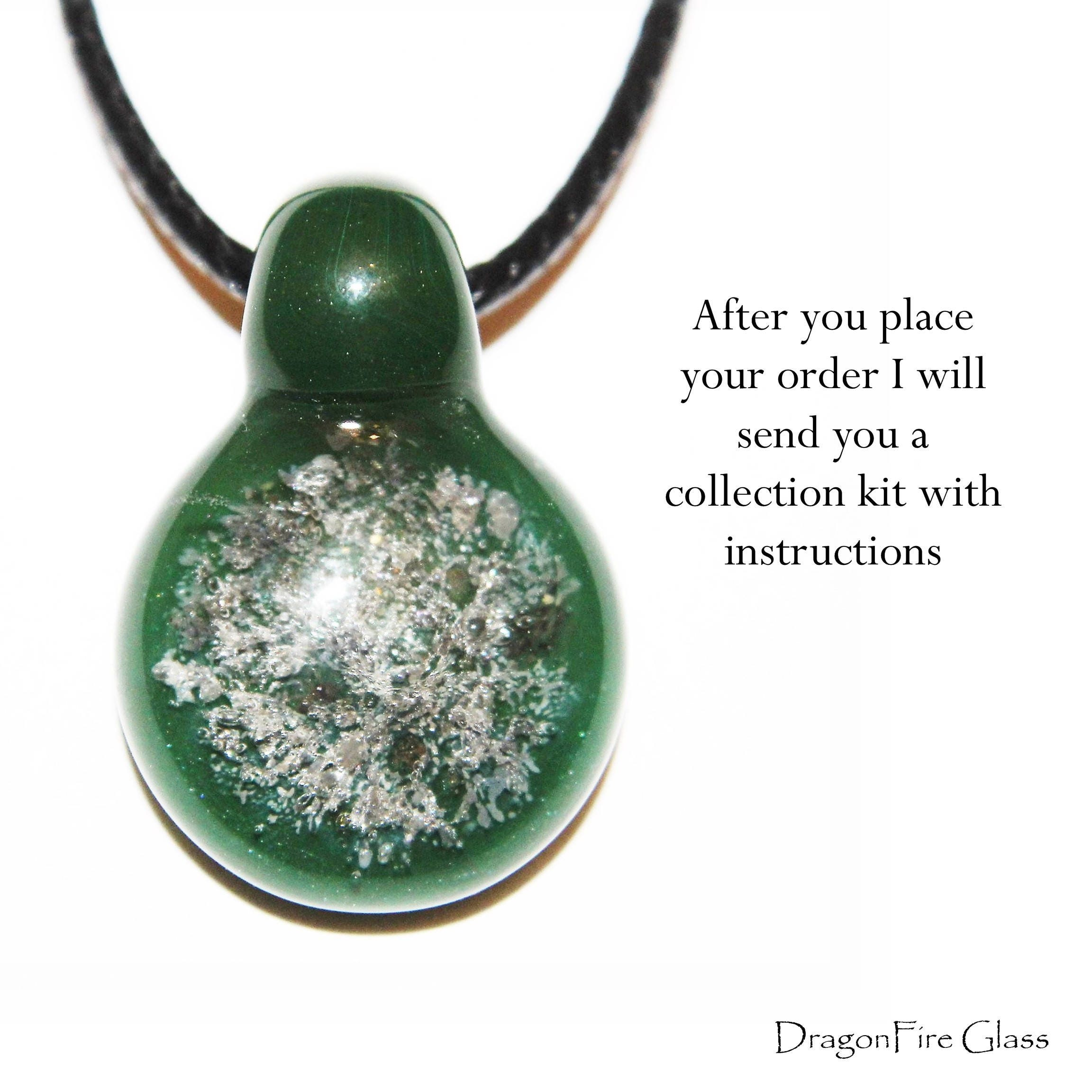 Ashes into jewelry glass cremation pendant cremation jewelry ashes into jewelry glass cremation pendant cremation jewelry handmade urn necklace cremation necklace cremation urn pet memorial aloadofball Image collections