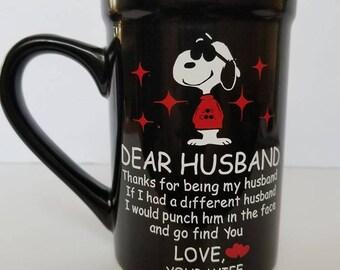 16 Ounce coffee mug