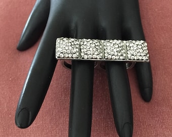 Crystal Ring, Double Crystal Ring