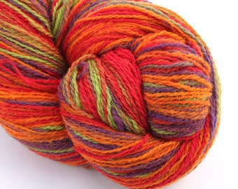 KAUNI Estonian Artistic Wool  Yarn Festival 8/2,  Art Wool  Yarn for Knitting, Crochet