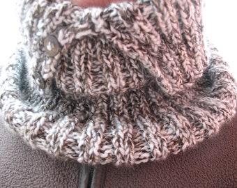 COLLAR scarf soft and warm man
