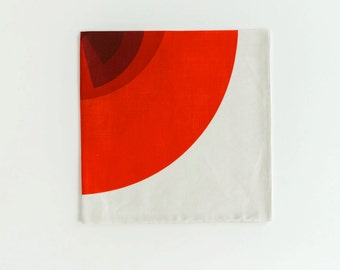 Free Shipping Worldwide / Arcs Pocket Square