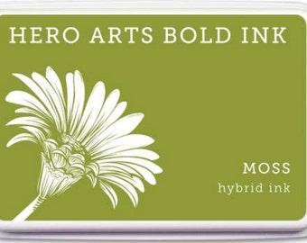 Hero Arts Moss Hybrid Ink AF343