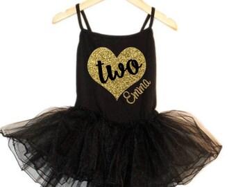 First Birthday Outfit, Tutu Dress,  Birthday Tutu Dress, Birthday Tutu Outfit Gold,  2nd Birthday Outfit Girl, 3rd Birthday Outfit, 4th Bday