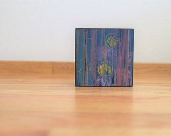 Abstract Painting - Small Works - Resurrection 1