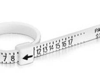 Ring Sizer - Find Your Ring Size - Measure - Finger - US Ring Sizing Tool