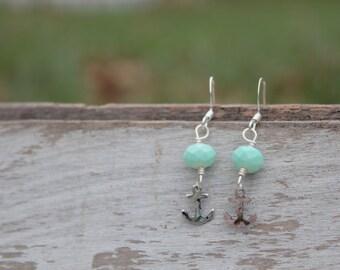 Sailing Seas Earrings